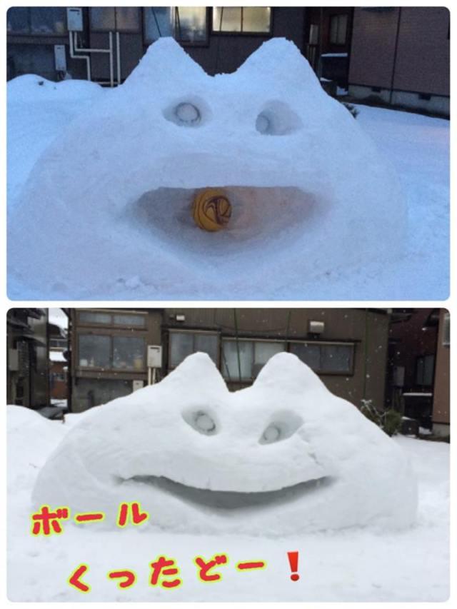 雪像1015